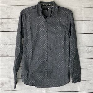 G by Guess Long Sleeve Button Down Shirt